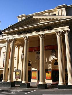 Lyceum Theatre Exterior